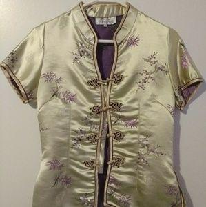 Tang Yi shirt